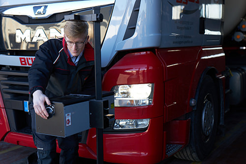 Wertermittlung, Schadensgutachten, Unfallgutachten, Fahrzeugbewertung, Schadensbewertung für LKW und Zugmaschinen